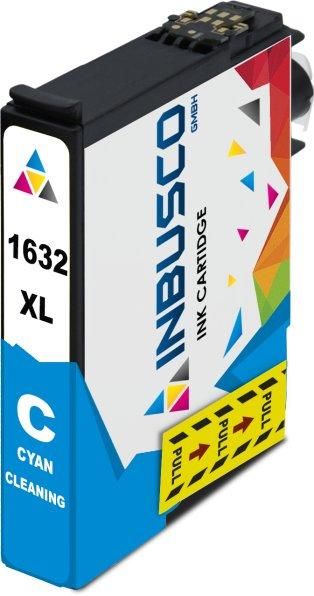 Epson Drucker Reinigungspatrone kompatibel zu T1632 CY