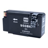 Tintenpatrone kompatibel zu HP Drucker 950 XL, schwarz