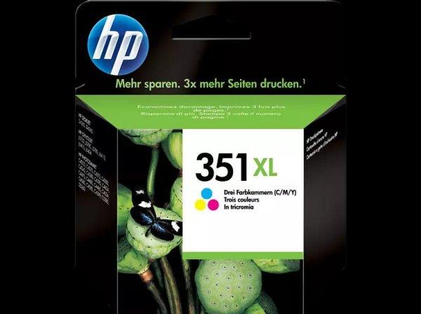 Patrone HP 351 XL remanufactured