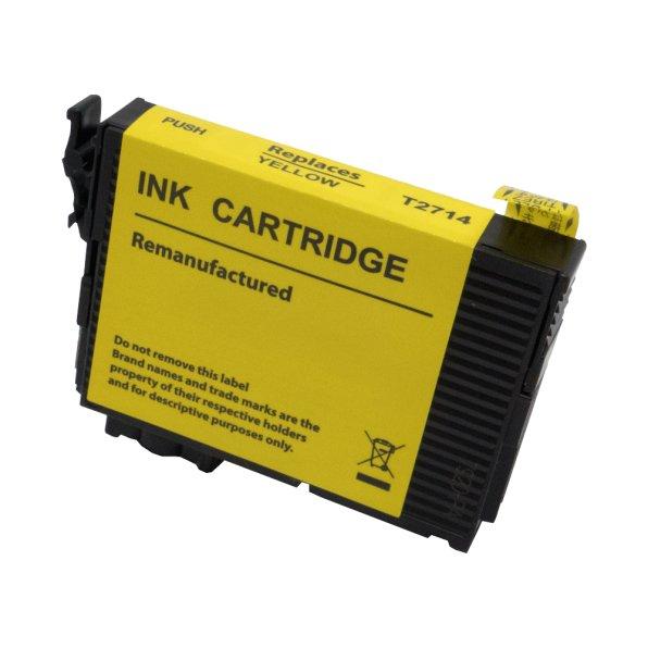Patrone kompatibel zu Epson Drucker T2714XL für WF-362DWF/ 3640DTWF/ 7110DTW/ 7610DWF/ 7620DTWF