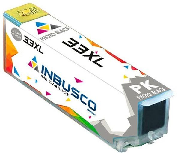 Epson Drucker kompatibel zu T3361 BK