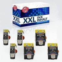1 - 10 DruckerTintenpatronen IBC für Samsung...