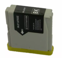 1x Drucker Tintenpatrone BK (schwarz) kompatibel zu...