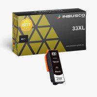 33 XL VAR Expression XP-640 1x 33 XL BK kompatibel zu (3351)