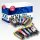 33 XL VAR Expression XP-645 5x 33 XL Set kompatibel zu (3351-3364)