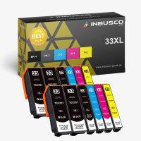 33 XL VAR Expression XP-645 12x 33 XL Set kompatibel zu (3351-3364)
