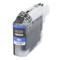 Reinigung Brother Tintenpatrone für LC 223 BK (schwarz)