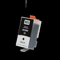 Tintenpatrone kompatibel zu HP 903 XL Schwarz