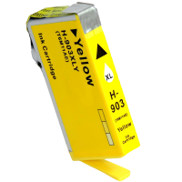 Tintenpatrone kompatibel zu HP 903 XL Yellow