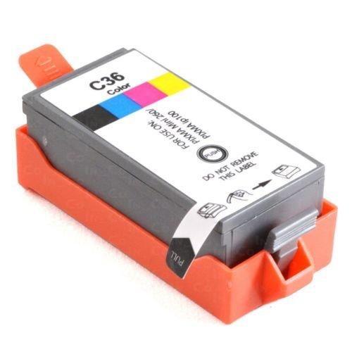 Patrone kompatibel zu Canon PGI 36 Color