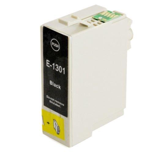 Tintenpatrone kompatibel zu Epson Drucker 1301 BK