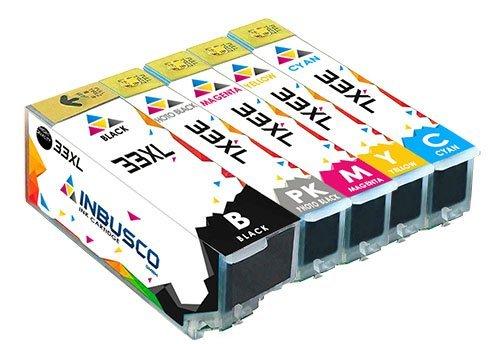 5x 33 XL Set kompatibel (3351-3364)